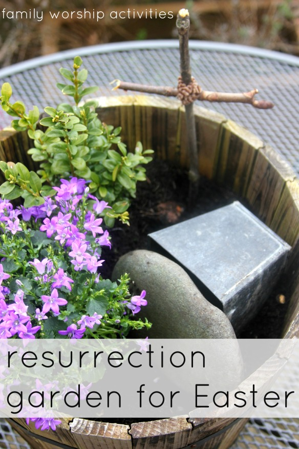 resurrection garden title